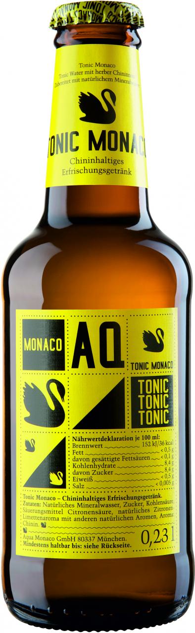 Aqua Monaco Tonic
