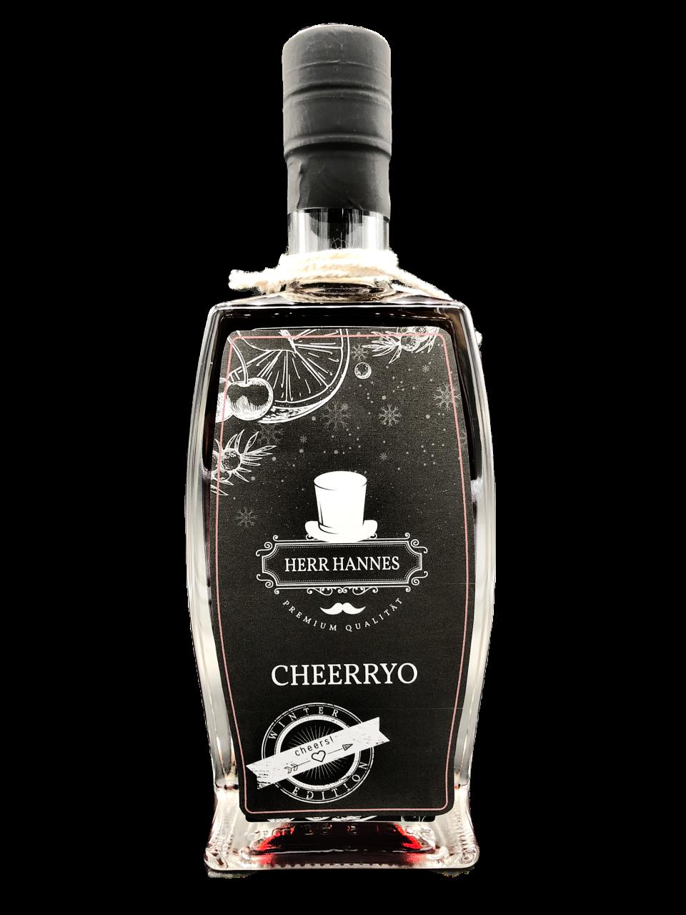 CHEERRYO Winteredition