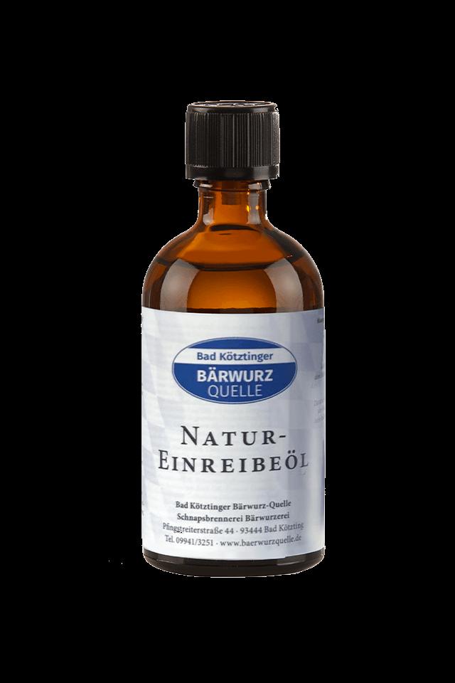 Natur Einreibeöl